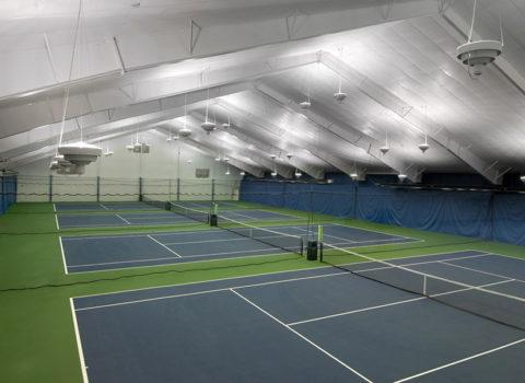 Tennis Interior
