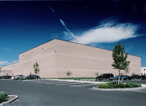 60,000 sf Manufacturing Facility - L'Oreal Piscataway