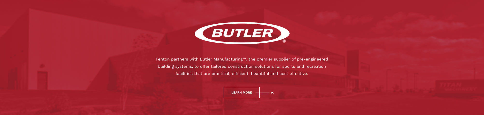 Butler - Sports and Recreational Buildings