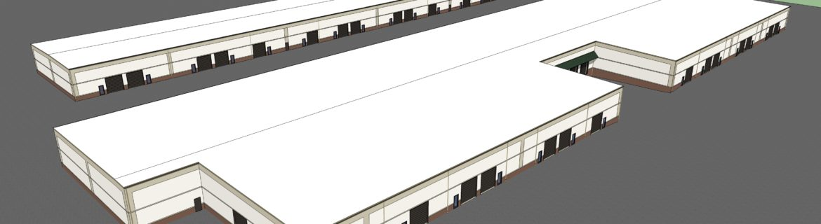 Warehouse Rendering