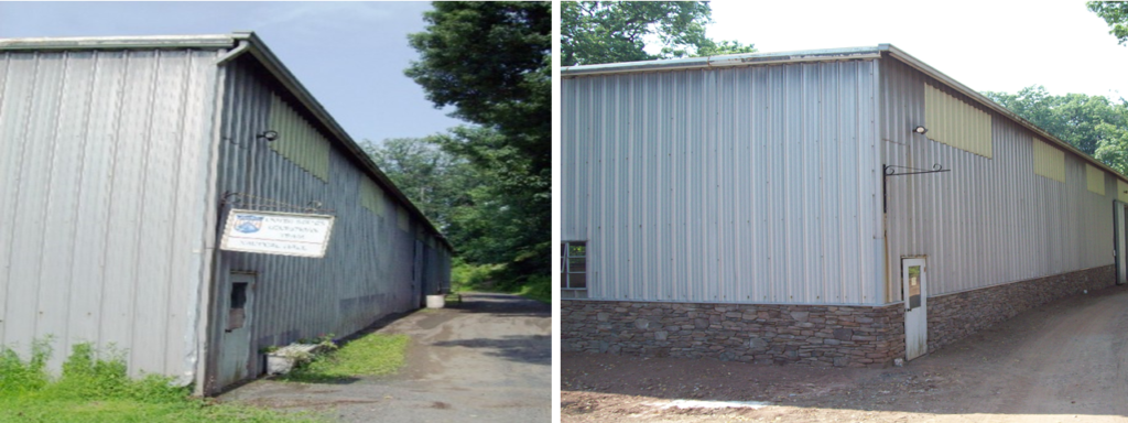 Metal Building Restoration