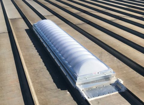 Warehouse Roof