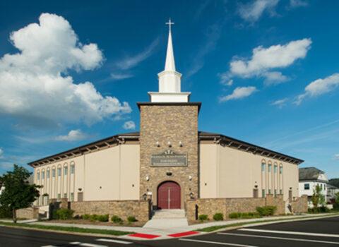 FENTON NB CHURCH EXT